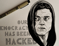 TV Show - Fan Art - Mr.Robot