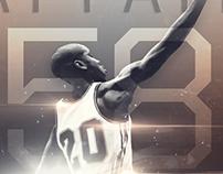 2015 Oregon State Basketball - Gary Payton Infographic