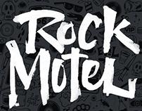 ROCK MOTEL by Squame Edizioni
