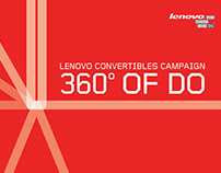 LENOVO - Retail Product Launch Campaign