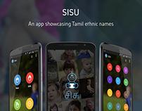 SISU - Tamil Baby Names