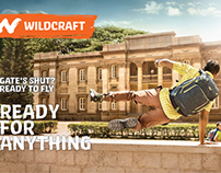 Wildcraft Backpacks- Campaign