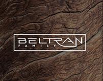 Logo Design Beltran Family