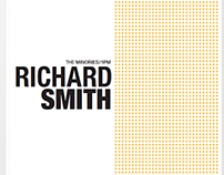 RICHARD SMITH | EVENTS POSTER