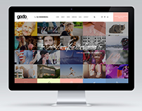 Godo Website