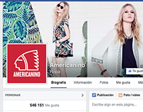 Americanino · Social Media