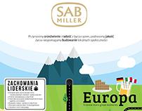 SAB Miller Infographic