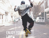 Enjoy your life !