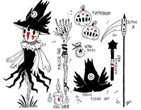 "Original Character ""Scarecrow"""