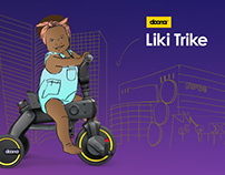 Liki Trike - Easy Travel Easy Learn