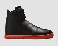 BRETTBROWN | Gamma  High Top