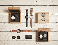 Shinola e-commerce website