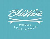 BLUEWAVES SURF HOUSE