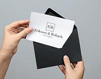 Eriksson & Robach: Branding