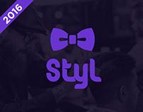 Styl App Rebranding