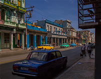 Havana: Infanta Street