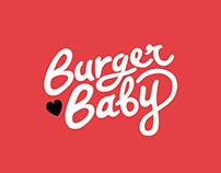 Burger Baby Identity