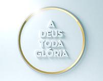 A Deus toda Glória - Album Artwork