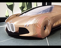 BMW VISION NEXT 100 - Google Spotlight Story