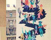 Street Art | Murals | Šumski