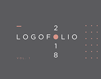 Logofolio 2018 / Vol. 1