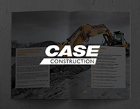 Case Construction Brand Profile