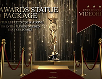 The Awards Statue Package