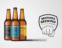 Brothers Brewing | Branding
