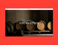 Neumeister Website