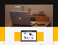 Design Web for Altillo Creative Agency (Theme)