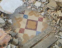 Abandoned Tiled Floors