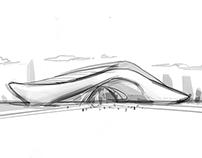 [ Concept Design ] 알파빌리_LG TV CF_컨셉디자인