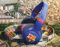 Skullcandy - The music of Football infects us all
