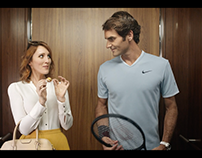 LINDT - Escape Into A Moment Of Bliss (Roger Federer)