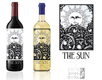 Sun Wine - Concept Packaging