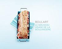 Boulart - Site Web