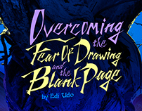 Overcoming the Fear of Drawing and the Blank Page