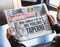 Dagbladet : The Tilted Newspaper
