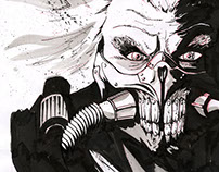 Ink Immortan Joe