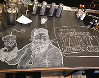 Chalk Illustrations