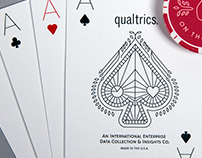 Qualtrics Playing Card Deck