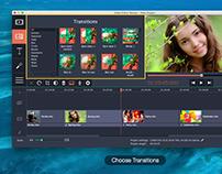 Movavi Video Editor Promo for AppStore