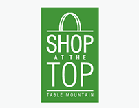 Shop At The Top Logo Design
