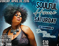 Soulful House Saturday