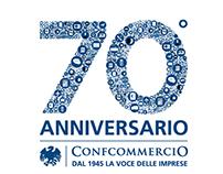 Confcommercio 70° anniversario