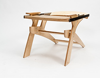 Rise-Up: Kinetic Chair