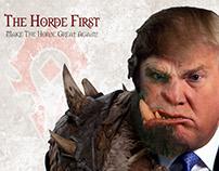 Orc-Trump Make The Horde Great Again!