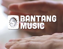 Bantang Music - Web Design