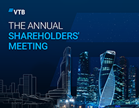 Presentation for the annual VTB shareholders' meeting