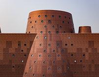 Binhai Science Museum - Bernard Tschumi Architects